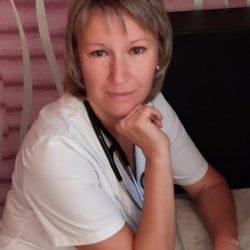 Семенюта Елена Степановна